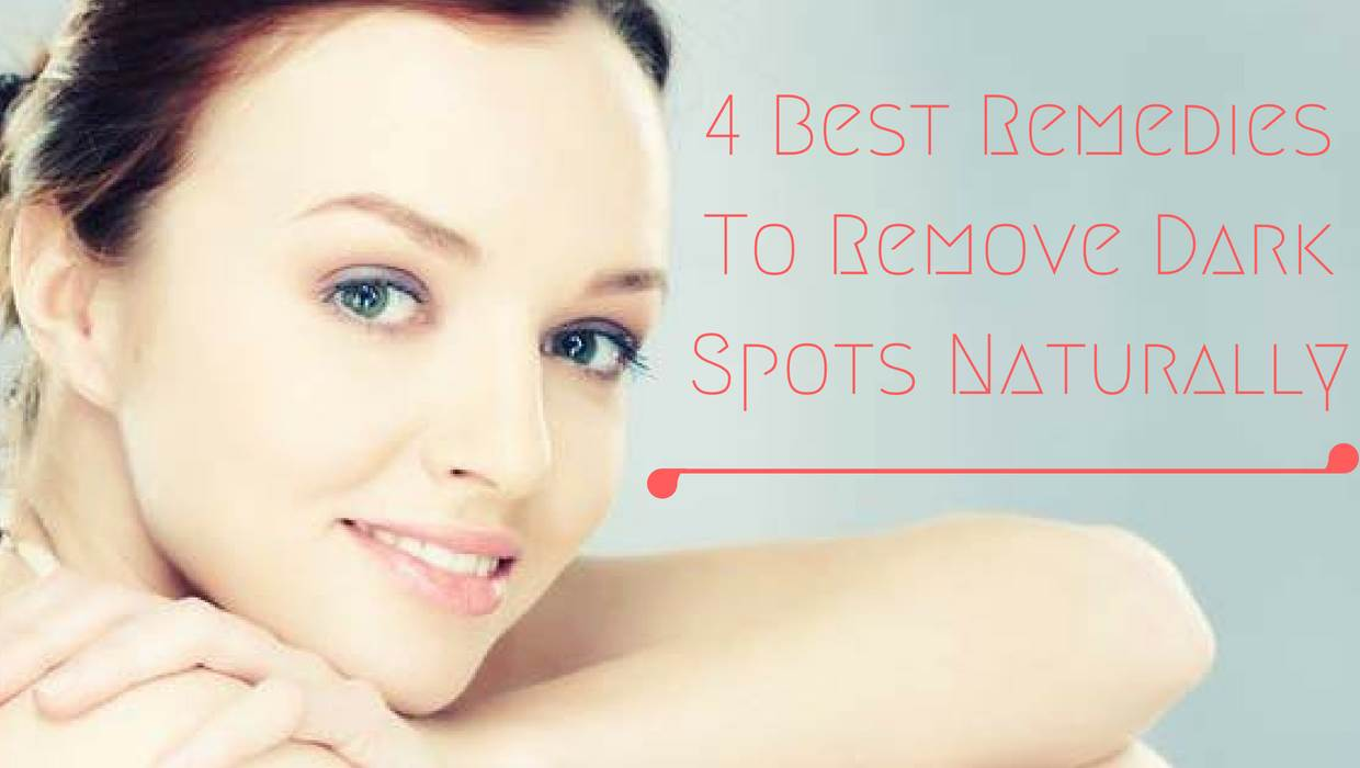 Natural Ways To Remove Dark Spots On The Body
