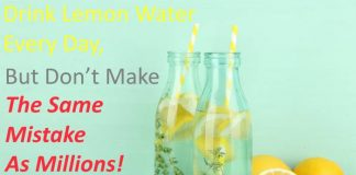 Drink Lemon Water Every Day