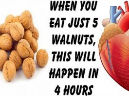 Eat Just 5 Walnuts