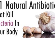 Natural Antibiotics That Kill Bacteria