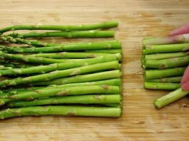 Asparagus Is A Highly Alkaline Food