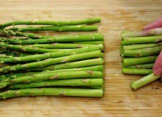 Asparagus Is A Highly Alkaline Food