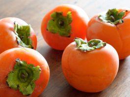 Japanese apple - Persimmon Is Organic Superfood
