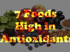 7 Foods High in Antioxidants