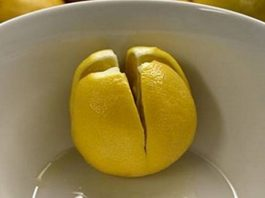 Cut Lemons And Put Them Near The Bed