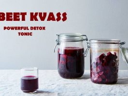 Beet Kvass - Powerful Medicinal Tonic