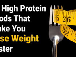 25 High Protein Foods That Make You Lose Weight Faster